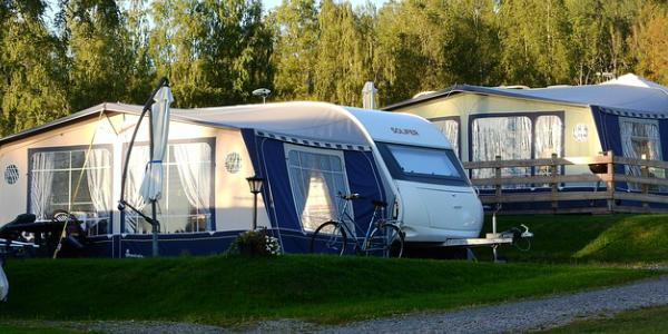 Borne fixe pour Campings et Marinas par In-Elec - Conception Fabrication Distribution Armoires et Bornes electriques - Strasbourg Alsace France