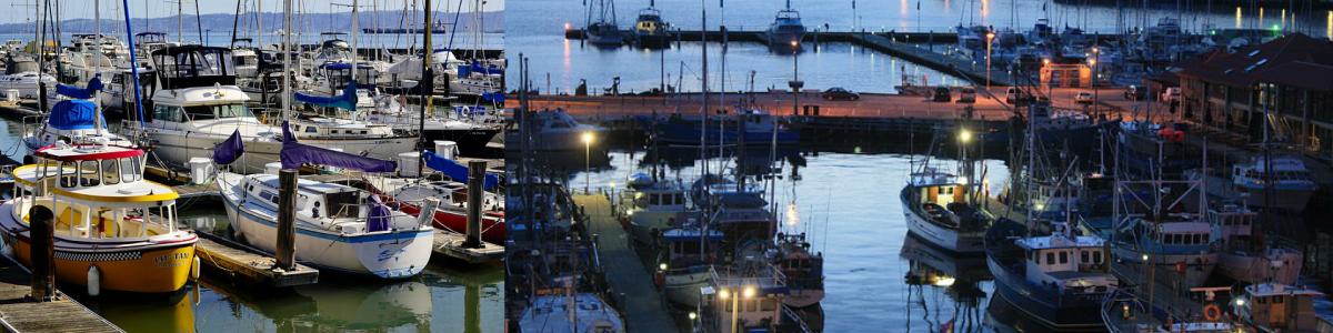 Equipements electriques pour marinas par In Elec - conception construction d'installations électriques prodfessionnelles