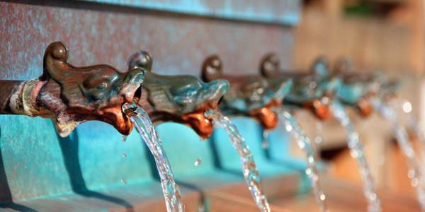 Borne amovible eau OHSA par In-Elec - Conception Fabrication Distribution Armoires et Bornes electriques - Strasbourg Alsace France